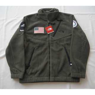 Supreme The North Face Fleece Jacket (ナイロンジャケット)