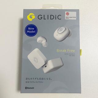 ソフトバンク(Softbank)のGLIDiC TW-5000s/ホワイト(ヘッドフォン/イヤフォン)