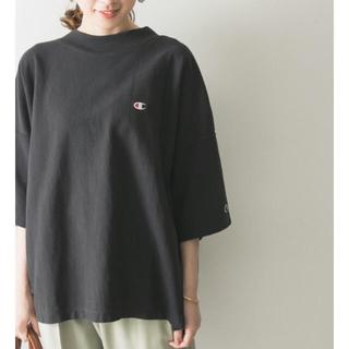 アーバンリサーチ(URBAN RESEARCH)のChampion×URBAN RESEARCH リバースウィーブ 製品染Tシャツ(Tシャツ(半袖/袖なし))