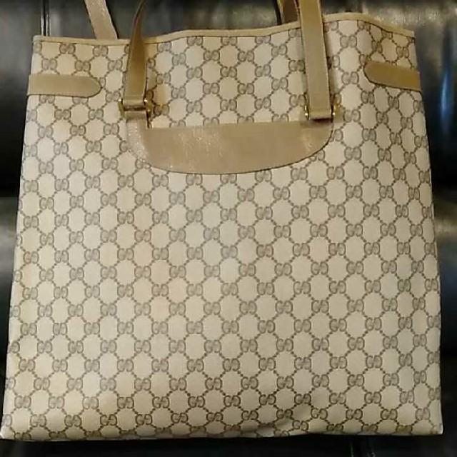 Gucci(グッチ)のGUCCI オールドグッチ ビンテージトートバッグ レディースのバッグ(トートバッグ)の商品写真