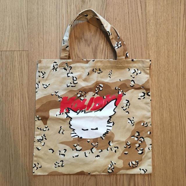 holiday(ホリデイ)のholiday  neko bag レディースのバッグ(トートバッグ)の商品写真