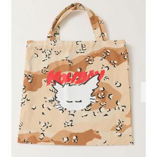 ホリデイ(holiday)のholiday  neko bag(トートバッグ)