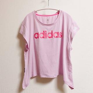 adidas - 『adidas』Tシャツ