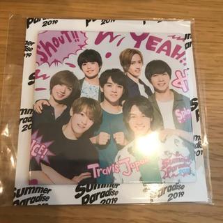 ジャニーズジュニア(ジャニーズJr.)のTravis Japan マグネット(アイドルグッズ)