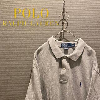 ポロラルフローレン(POLO RALPH LAUREN)のラルフローレン ポロシャツ ビッグサイズ ゆったり 古着 ビッグシルエット(ポロシャツ)