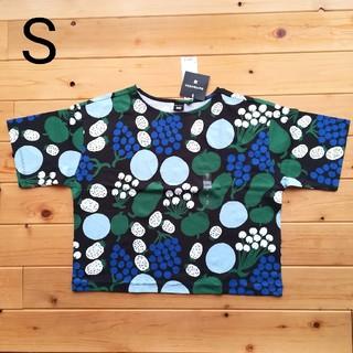 マリメッコ(marimekko)のSサイズ マリメッコ  marimekko  ユニクロ フルーツ 果物 半袖(Tシャツ(半袖/袖なし))