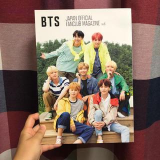 ボウダンショウネンダン(防弾少年団(BTS))のBTS ファンクラブ限定雑誌(K-POP/アジア)