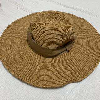 ユニクロ(UNIQLO)の麦わら帽子 ストローハット(麦わら帽子/ストローハット)