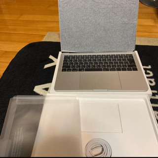 マック(Mac (Apple))のMacBook Pro 2016 SSD256GB メモリ8GB I5 (ノートPC)