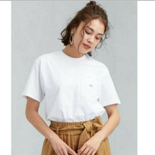 DANTON - 【新品】DANTON ダントン クルーネックTシャツ☆36サイズ☆オフホワイト