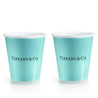 ティファニー(Tiffany & Co.)のTiffany ペア グラス コップ(グラス/カップ)