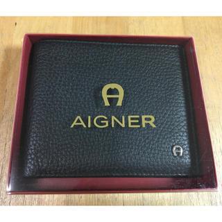 アイグナー(AIGNER)のアイグナー 折り財布 メンズ(折り財布)