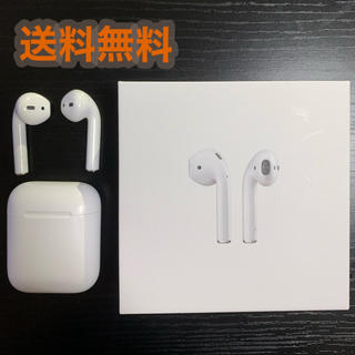 Apple - 【限定価格】中古AirPods with Charging Case 第一世代