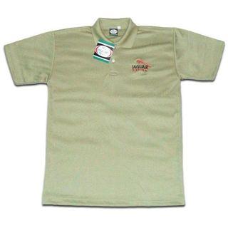 【送料無料】JAGUAR ジャガー ポロシャツ 抹茶 Lサイズ(ポロシャツ)