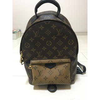 LOUIS VUITTON - LOUIS VUITTON ルイヴィトン パームスプリングス PM バックパック