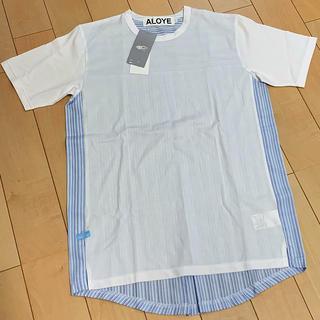 アロイ(ALOYE)の【新品】ALOYE Tシャツ(Tシャツ/カットソー(半袖/袖なし))