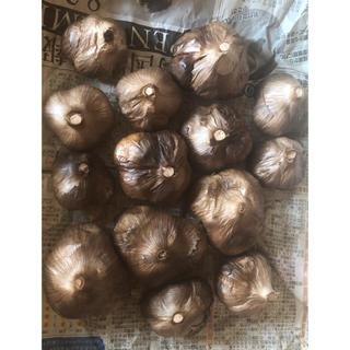 新潟県産 自家製 熟成黒にんにく  750g(野菜)