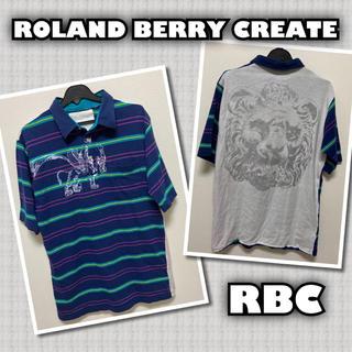 ローランドベリー(ROLLAND BERRY & RBC)の送料込 RBC ROLAND BERRY CREATE  Tシャツ(ポロシャツ)