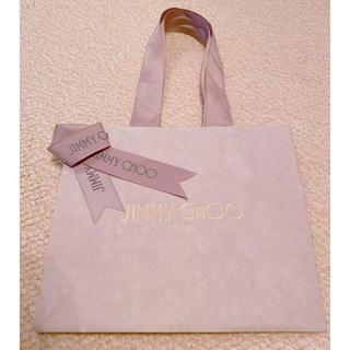 ジミーチュウ(JIMMY CHOO)のジミーチュウ ショップ袋(ショップ袋)