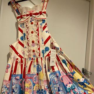 アンジェリックプリティー(Angelic Pretty)の最終値下げAngelic Pretty Toy Doll Box サロペット(サロペット/オーバーオール)
