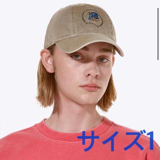 メゾンキツネ(MAISON KITSUNE')のadererror  maisonkitsune  ロゴキャップ(キャップ)