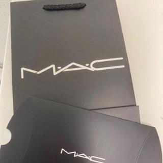 マック(MAC)のMAC 箱 紙袋  菊池みかん様専用(ショップ袋)