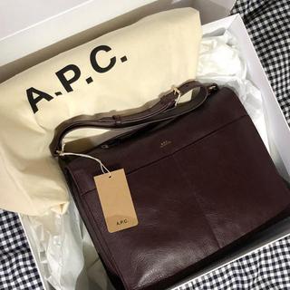 アーペーセー(A.P.C)のAPC ショルダーバック(ショルダーバッグ)