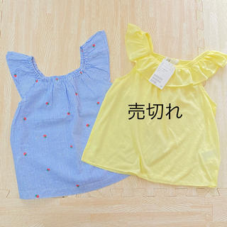 エイチアンドエム(H&M)のH&Mシャツ(Tシャツ/カットソー)