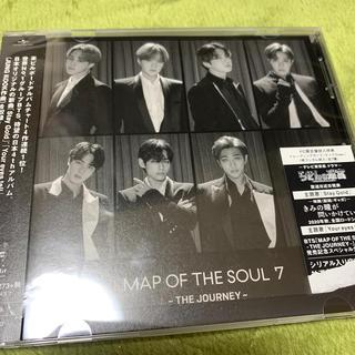 ボウダンショウネンダン(防弾少年団(BTS))のBTS MOS7 JOURNEY CD FC限定盤(K-POP/アジア)