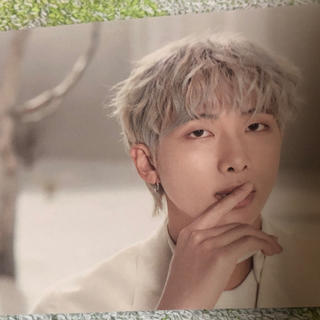 ボウダンショウネンダン(防弾少年団(BTS))のBTS トレカ RM(K-POP/アジア)