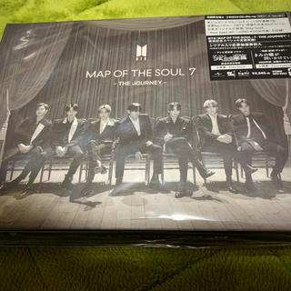 ボウダンショウネンダン(防弾少年団(BTS))のBTS MOS 7 THE JOURNEY 初回限定盤A(K-POP/アジア)