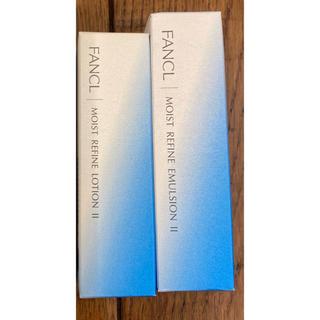 ファンケル(FANCL)のファンケル モイストリファイン 化粧液ローション 乳液(化粧水/ローション)