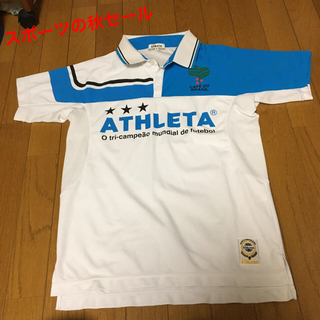 アスレタ(ATHLETA)のアスレタATHLETA 速乾 ポロシャツ サッカー フットサル(ウェア)