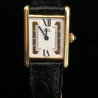 カルティエ(Cartier)のカルティエ タンク ヴィンテージ90年代 レディース 腕時計(腕時計)