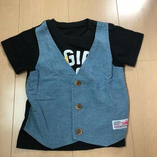 エックスガール(X-girl)のX-girl   おしゃれTシャツ 95(Tシャツ/カットソー)