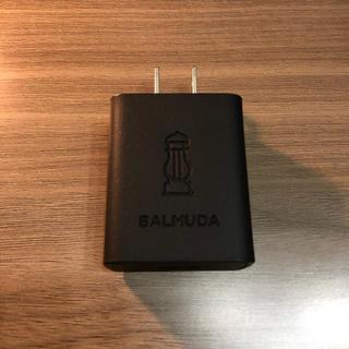 バルミューダ(BALMUDA)のバルミューダ USBアダプター(その他)