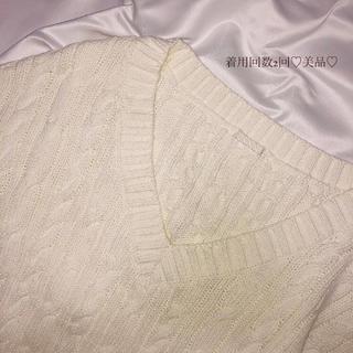 ジーユー(GU)の【美品♡】GUセーター♡(ニット/セーター)
