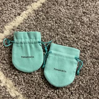 ティファニー(Tiffany & Co.)のTiffany ティファニー 巾着 保存袋(ショップ袋)