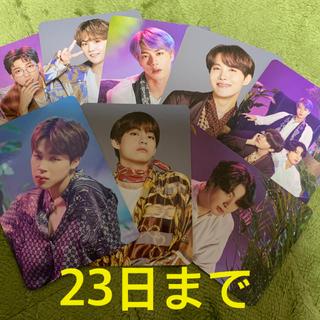 ボウダンショウネンダン(防弾少年団(BTS))のBTS MAGIC SHOP ミニフォトカード(K-POP/アジア)