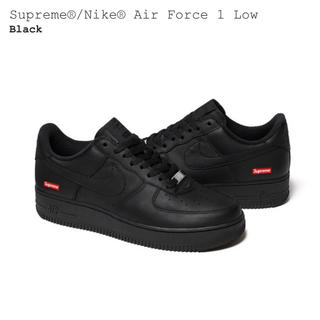 Supreme - supreme nike airforce エアフォース1