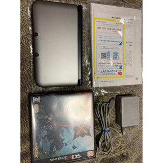 ニンテンドー3DS - 任天堂3DSLL  本体 充電器