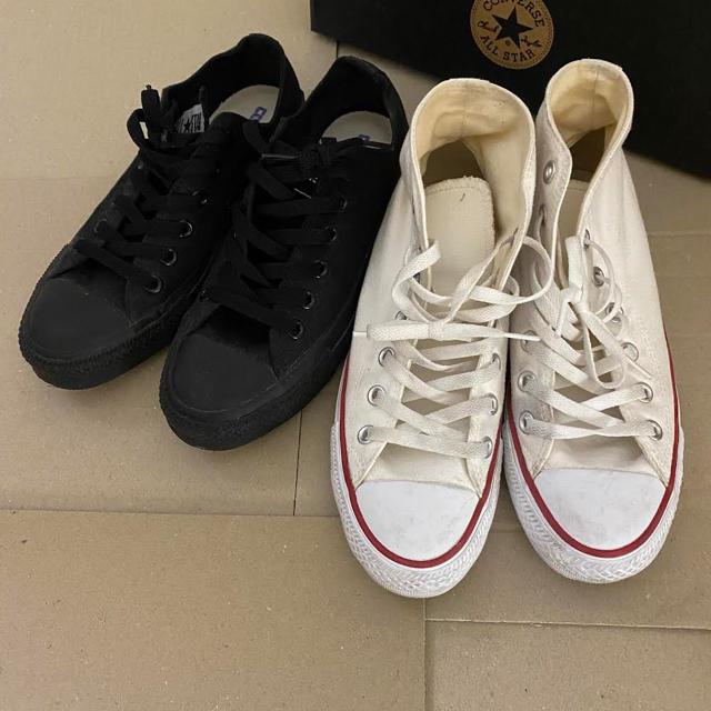 CONVERSE(コンバース)のALLSTAR 2点セット コンバース レディースの靴/シューズ(スニーカー)の商品写真
