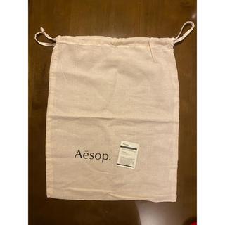 イソップ(Aesop)のイソップ 巾着 大 顔用クレンザー 試供品(ショップ袋)