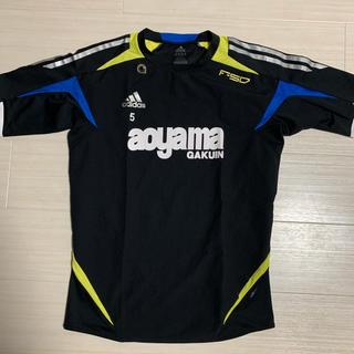 アディダス(adidas)の青山学院大学 サッカー部 Tシャツ レア!(Tシャツ/カットソー(半袖/袖なし))
