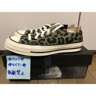 CONVERSE - Invincible × Wacko Maria Ct70 Ox