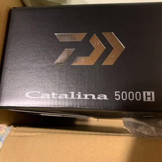 ダイワ(DAIWA)の16キャタリナ5000H新品未使用(リール)
