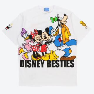 デイジー(Daisy)のma様専用 Tシャツ besties ベスティーズ SとLサイズ 白2020 (キャラクターグッズ)