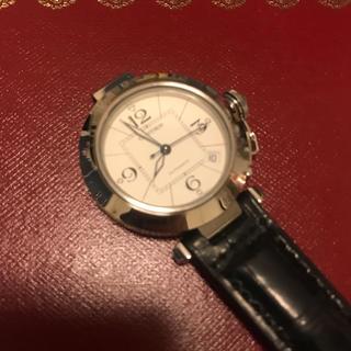 カルティエ(Cartier)の腕時計 レディース カルティエ パシャC ベルト 部品付き Cartier 人気(腕時計)
