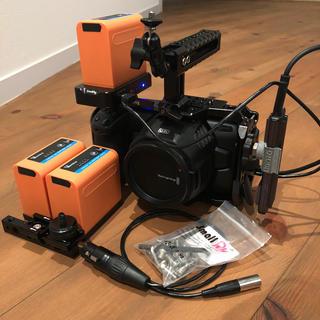 Blackmagic Pocket Cinema Camera 6Kほか