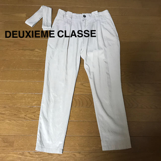 ドゥーズィエムクラス(DEUXIEME CLASSE)のDEUXIEME  CLASSE パンツ(カジュアルパンツ)